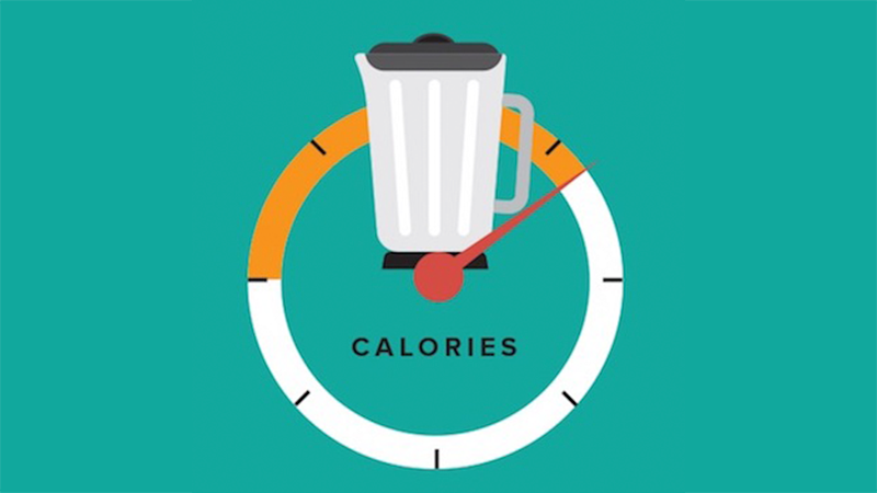 How to use Perfect Blend as a simple calorie counter